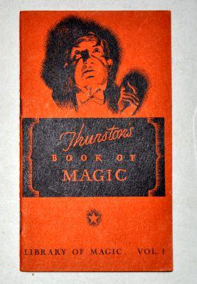 Thurston's Book of Magic, Library of Magic…vol. 1.