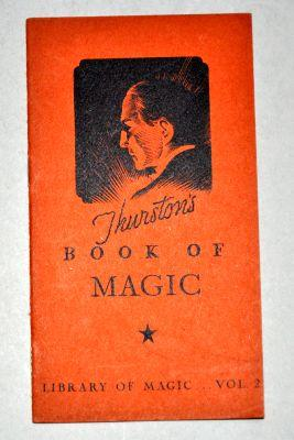 Thurston's Book of Magic, Library of Magic…vol. 2.