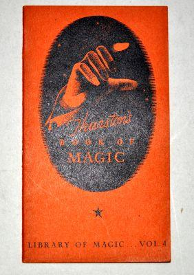 Thurston's Book of Magic, Library of Magic…vol. 4.