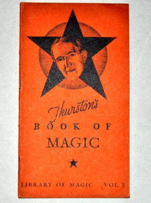 Thurston's Book of Magic, Library of Magic…vol. 5.