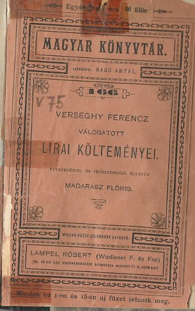 Madarász Flóris 1900