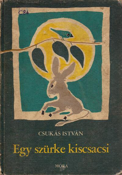 Magyar Nemzeti Digitális Archívum • Egy szürke kiscsacsi