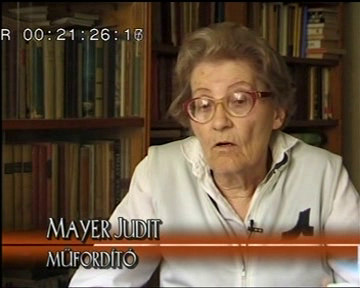 Mayer Judit