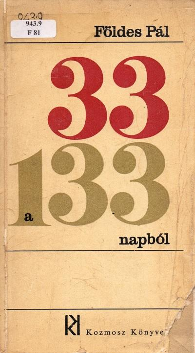 33 a 133 napból