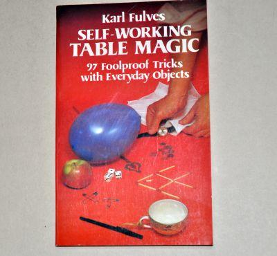 Selfs-Working Table Magic