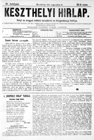 Magyar Nemzeti Digitális Archívum • Keszthelyi Hirlap 1894.08.19. 4e9ba1e943