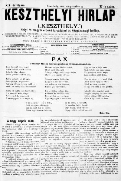 Magyar Nemzeti Digitális Archívum • Keszthelyi Hirlap 1896.09.13. aa994575cd