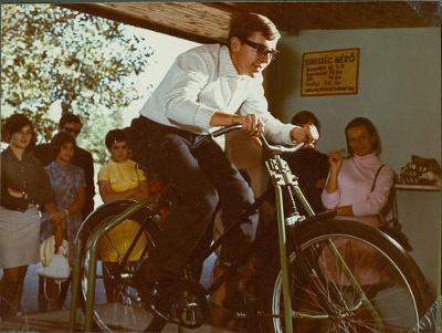 Felnőtt kerékpár sebességmérő