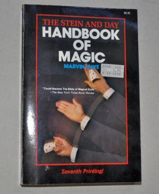 The Stein and Day Handbook of Magic