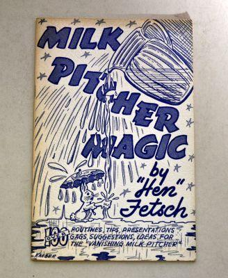 Milk Pitcher Magic