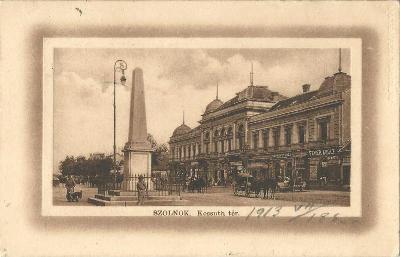 Szolnok 1913