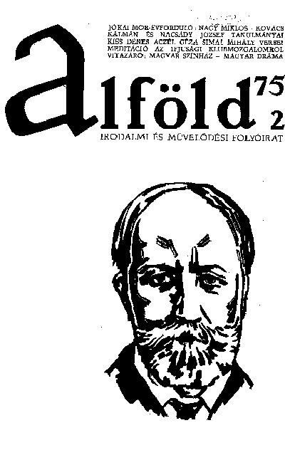 Alföld 1975. 2. szám