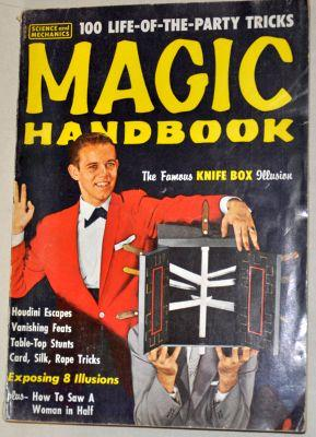 100 Life - Of - The Party Tricks Magic Handbook