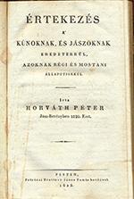 Horváth Péter 1825