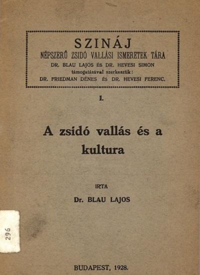 Blau_L_Zsidó_Kult_lead