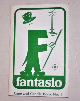 Fantasio' s cane and candle book No. 4