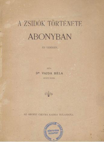 A_Zsidok_tortenete_Abonyban