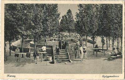 Karcag - Berekfürdő
