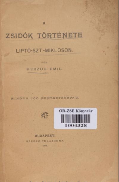 Zsidok_tortenete_Lipto_Szt_Mikloson_Lead