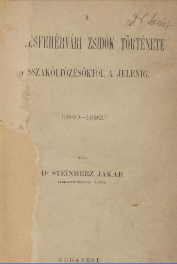 Szekesfehervari_zsidok_tortenete_Lead