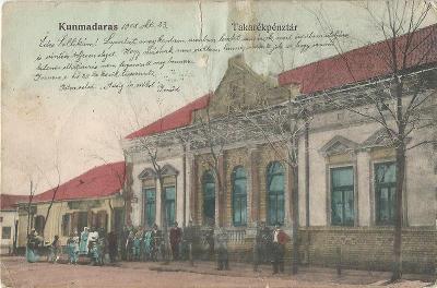 Kunmadaras – Takarékpénztár