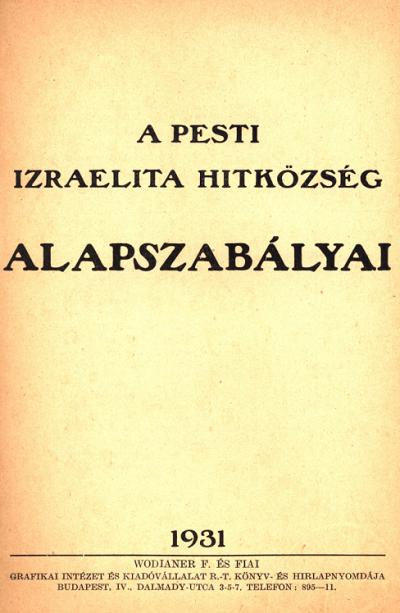 Alapszabalyok_1931_lead