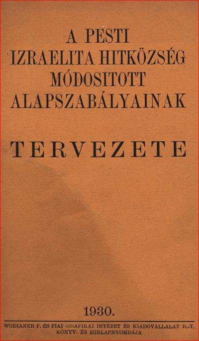 Alapszabály_1930_lead