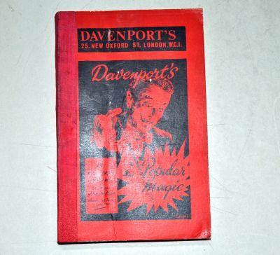 Davenport's - Popular Magic