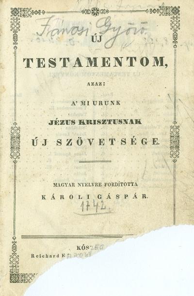 Biblia 1742