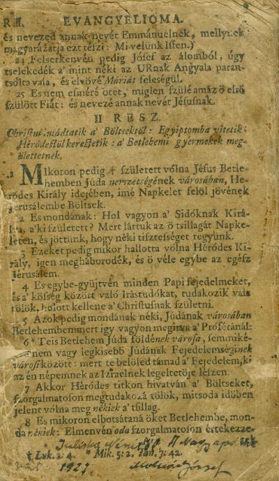 Biblia 1727