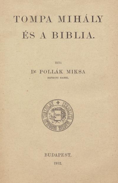 Tompa biblia lead