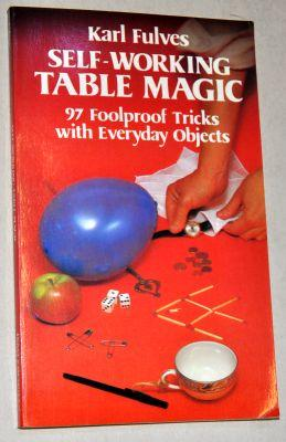Self-Working Table Magic