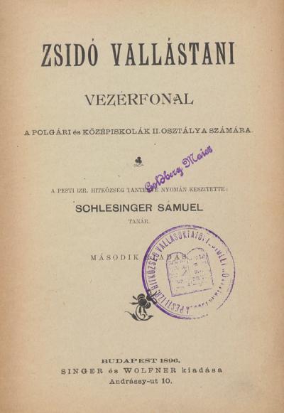 Schlesinger_vezer2_lead