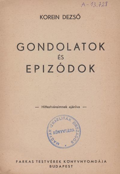 Korein_gondolatok_lead