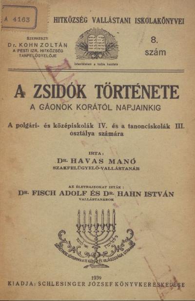 A_Zsidok_Tort_Gáonoktol_Izr_Vall_Isk_8_Lead