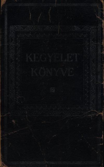 Kegyelet könyve