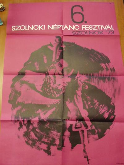 Szolnoki Néptáncfesztivál 1973
