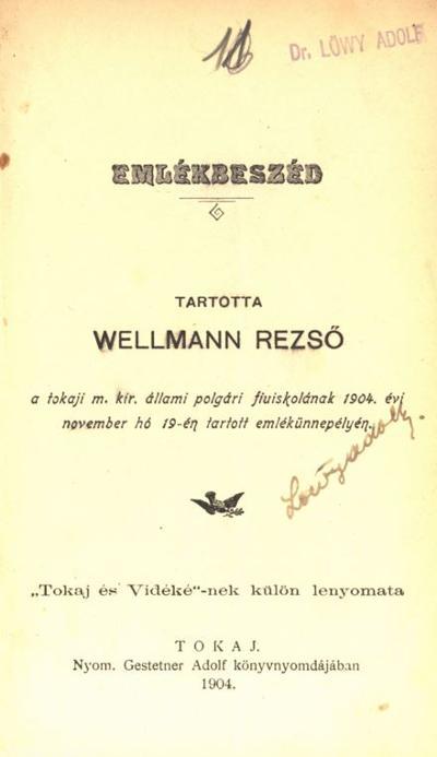 A300_43_Wellmann_Emlékbeszéd_Lead