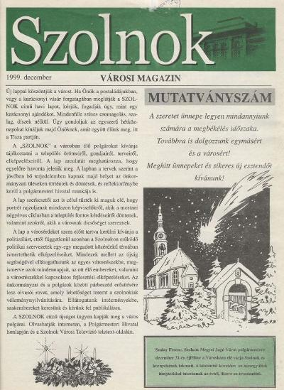 Szolnok 1999