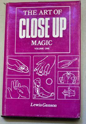 The Art of Close Up Magic Volume One  I.